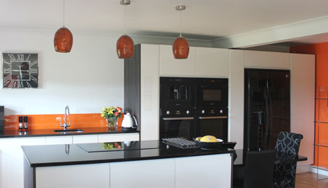 Photo of a Lamont kitchen installation